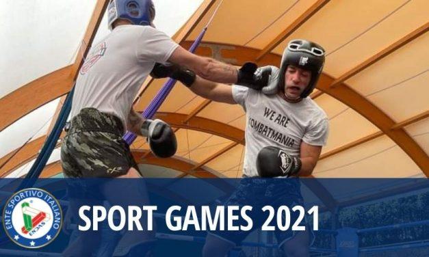 Sport Games 2021